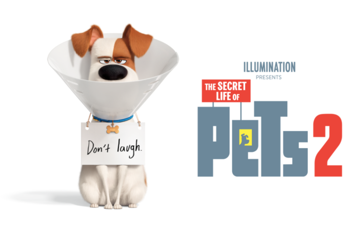 MOVIE REVIEW: THE SECRET LIFE OF PETS 2