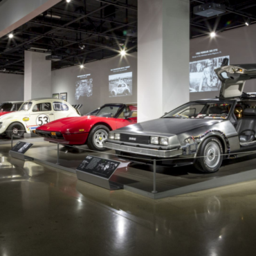PETERSEN AUTOMOTIVE MUSEUM IN LOS ANGELES LAUNCHES ROLEX BACKED INCUBATOR PROGRAM