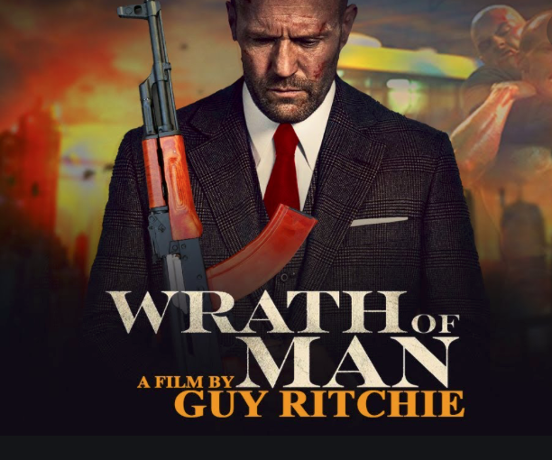 WARTH OF MAN; REVIEW